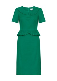 Image of a Matilda and Quinn Emerald Green dress