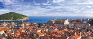 image of Dubrovnik town